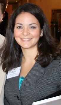 Program director Beni Kawakita