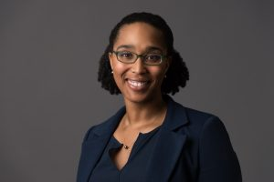 Dr. Kira Hudson Banks, Associate Professor of Psychology at Saint Louis University